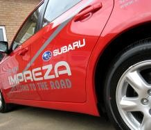 Promotional Vehicle Graphics