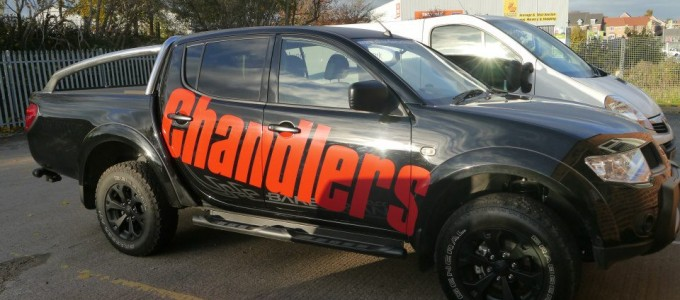 Vehicle Graphics in Rutland