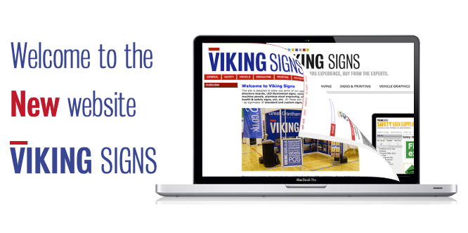 Signs Grantham Viking Signs Safety Signs Engraving And