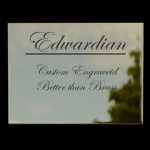 Engraved Plaques & Plates